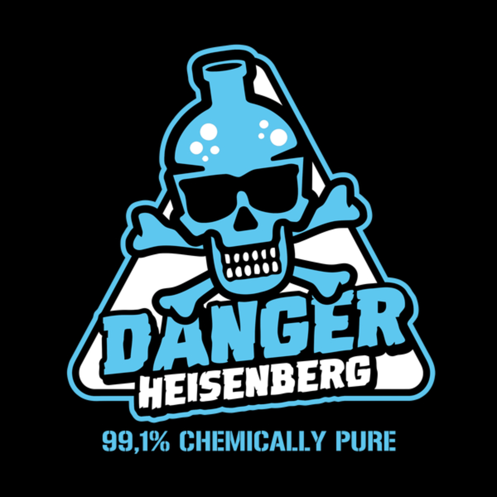 NeatoShop: Danger - 99,01% chemically pure