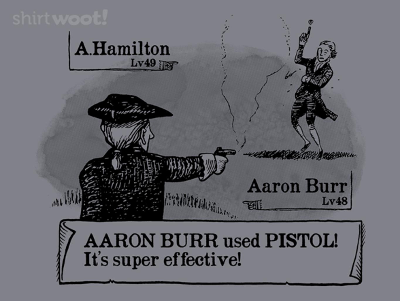 Woot!: Alexander Poketon