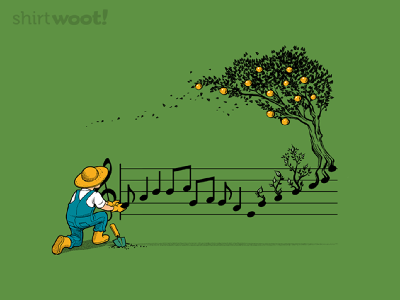 Woot!: Maestro Of Nature