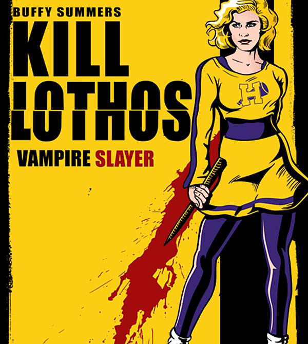 teeVillain: Kill Vol1
