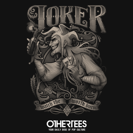 OtherTees: Watch the World Burn