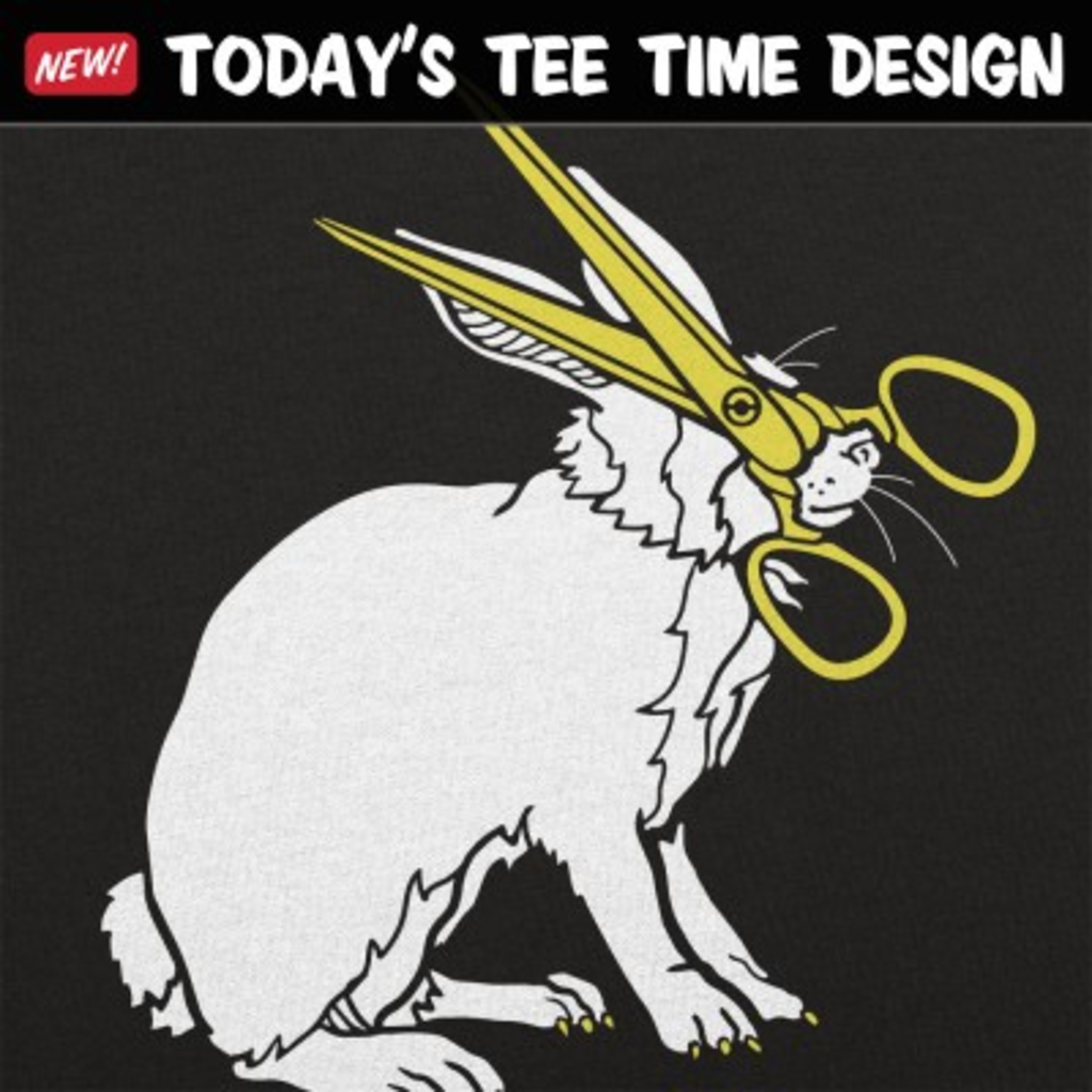 6 Dollar Shirts: Rabbit And Scissors
