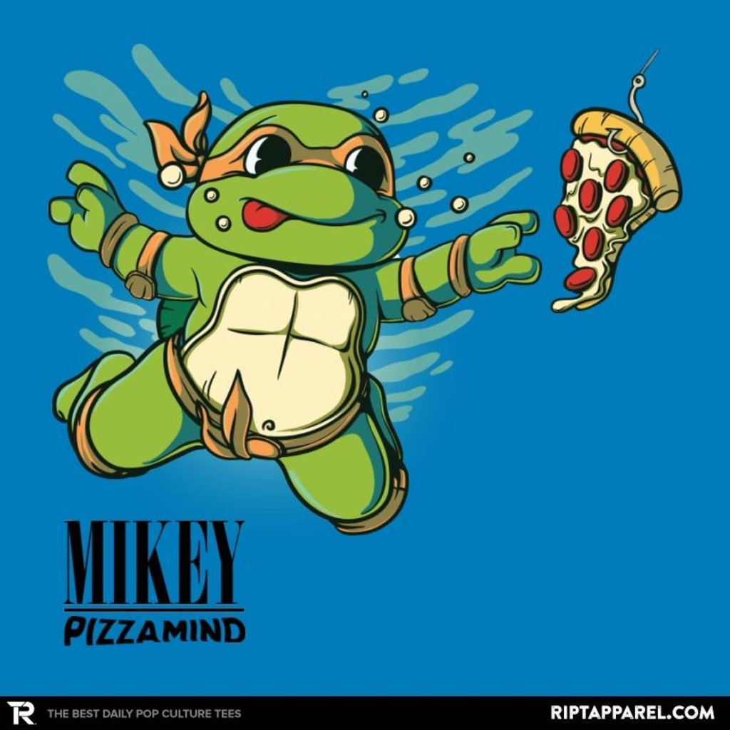 Ript: MIKEY - Pizzamind
