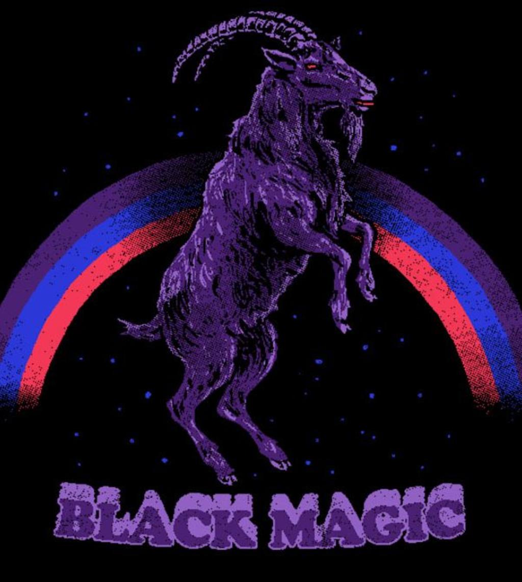 teeVillain: Black Magic