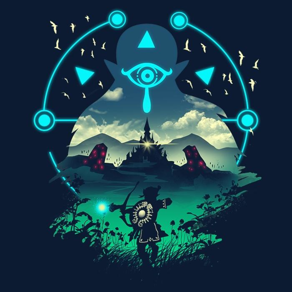 Once Upon a Tee: Wild Adventurer