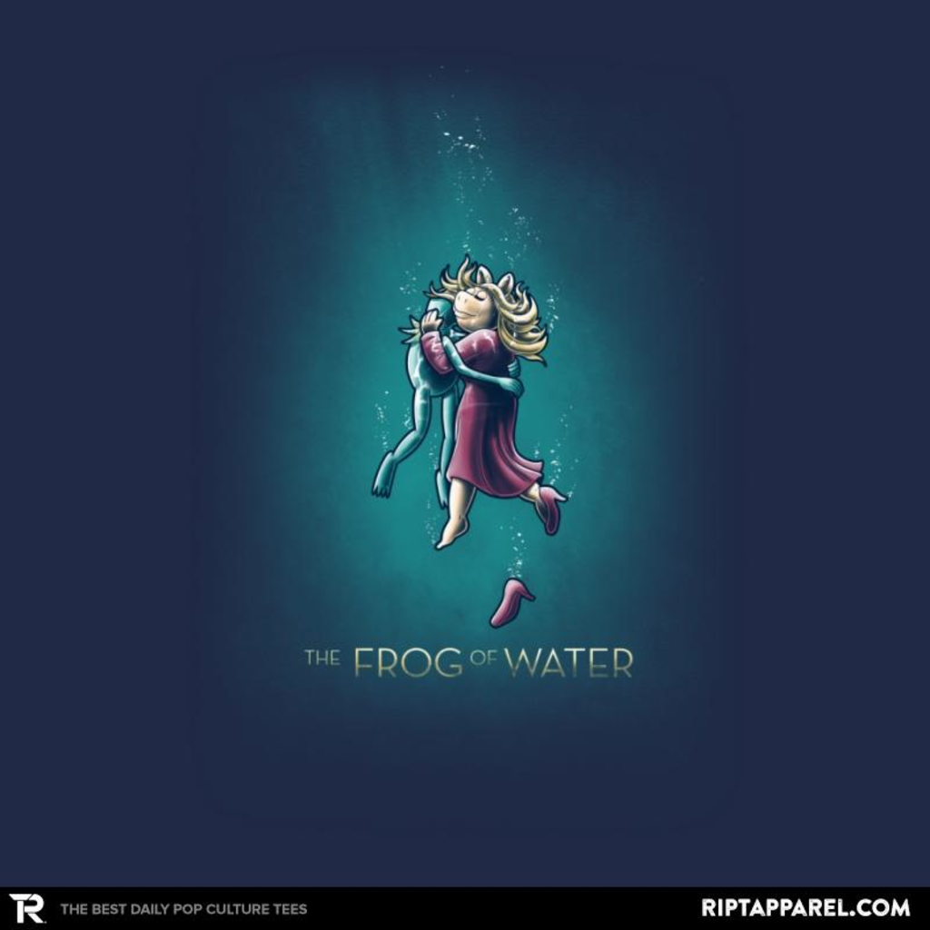 Ript: The Frog of Water