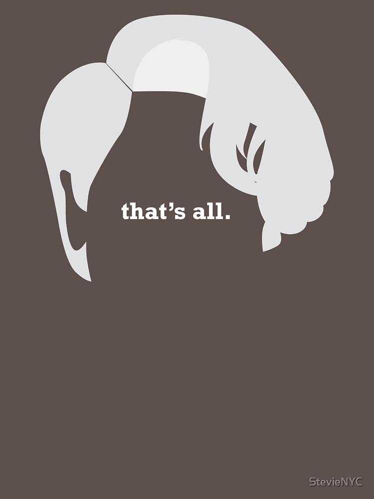 "RedBubble: The Miranda // ""That's All"""