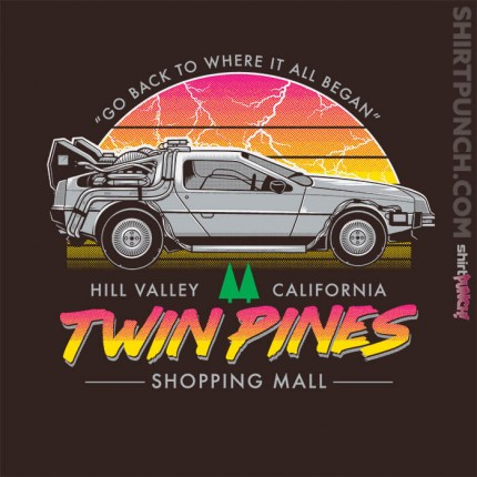 ShirtPunch: Back To The Mall