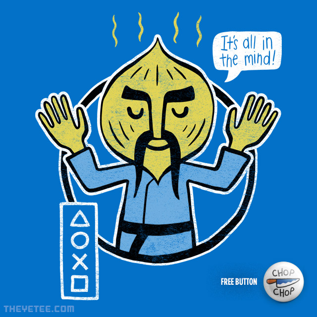 The Yetee: All in the mind!