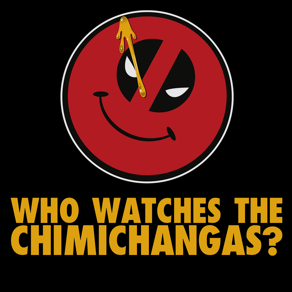 Pop-Up Tee: Chimichangas