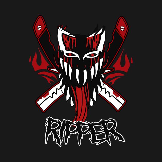 TeePublic: Ripper