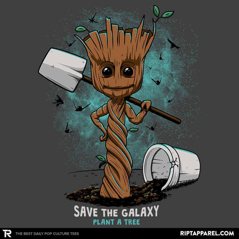 Ript: Plant a Tree, Save the Galaxy