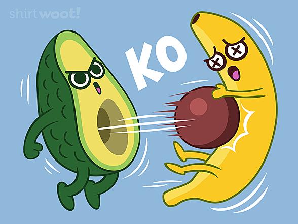Woot!: Avocado KO