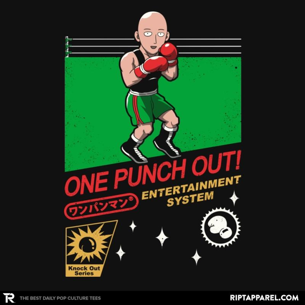 Ript: One Punch Out