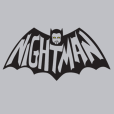Textual Tees: Nightman
