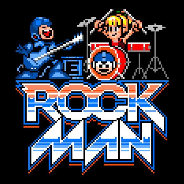 Once Upon a Tee: Rock, Man!