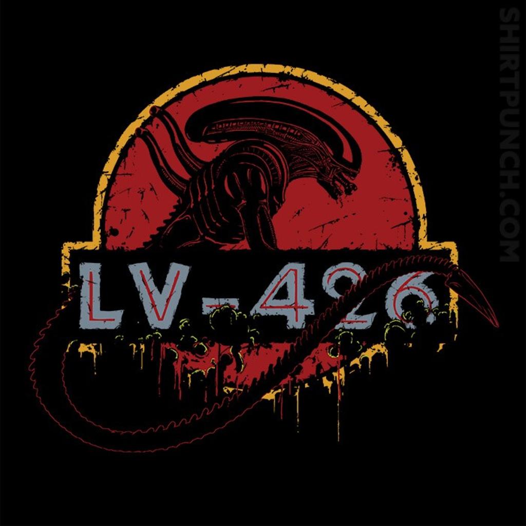 ShirtPunch: LV-426