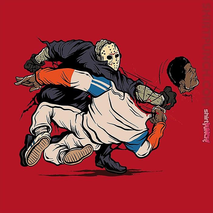 ShirtPunch: Jason Head Punch