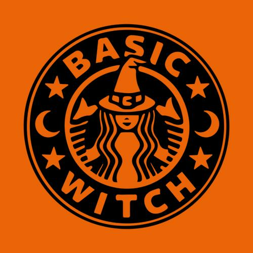 Five Finger Tees: Basic Witch T-Shirt