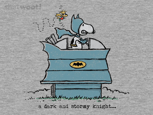 Woot!: A Dark and Stormy Knight