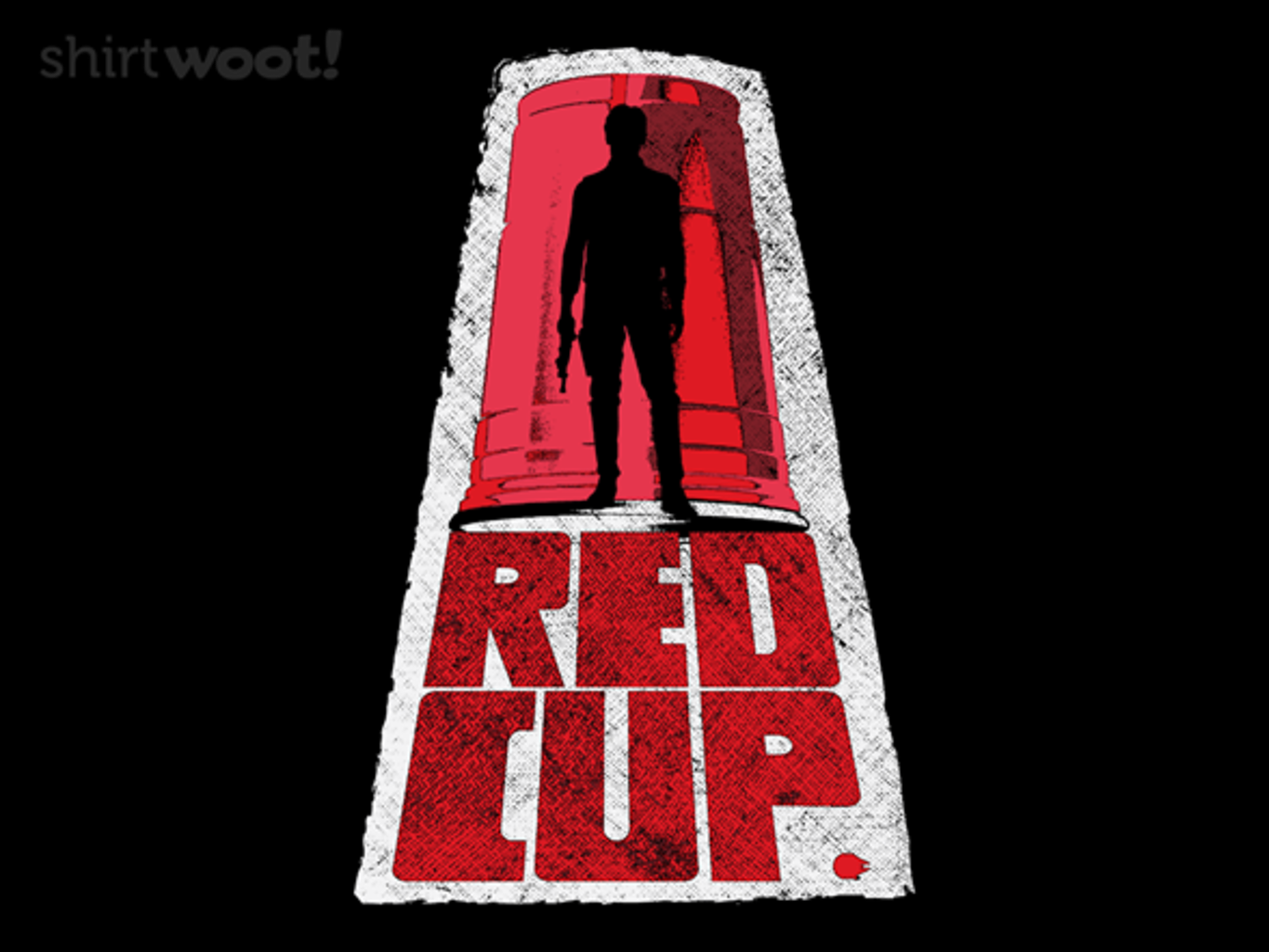 Woot!: Red Cup - $15.00 + Free shipping