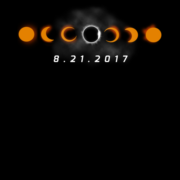 NeatoShop: Total Solar Eclipse August 21 2017 3