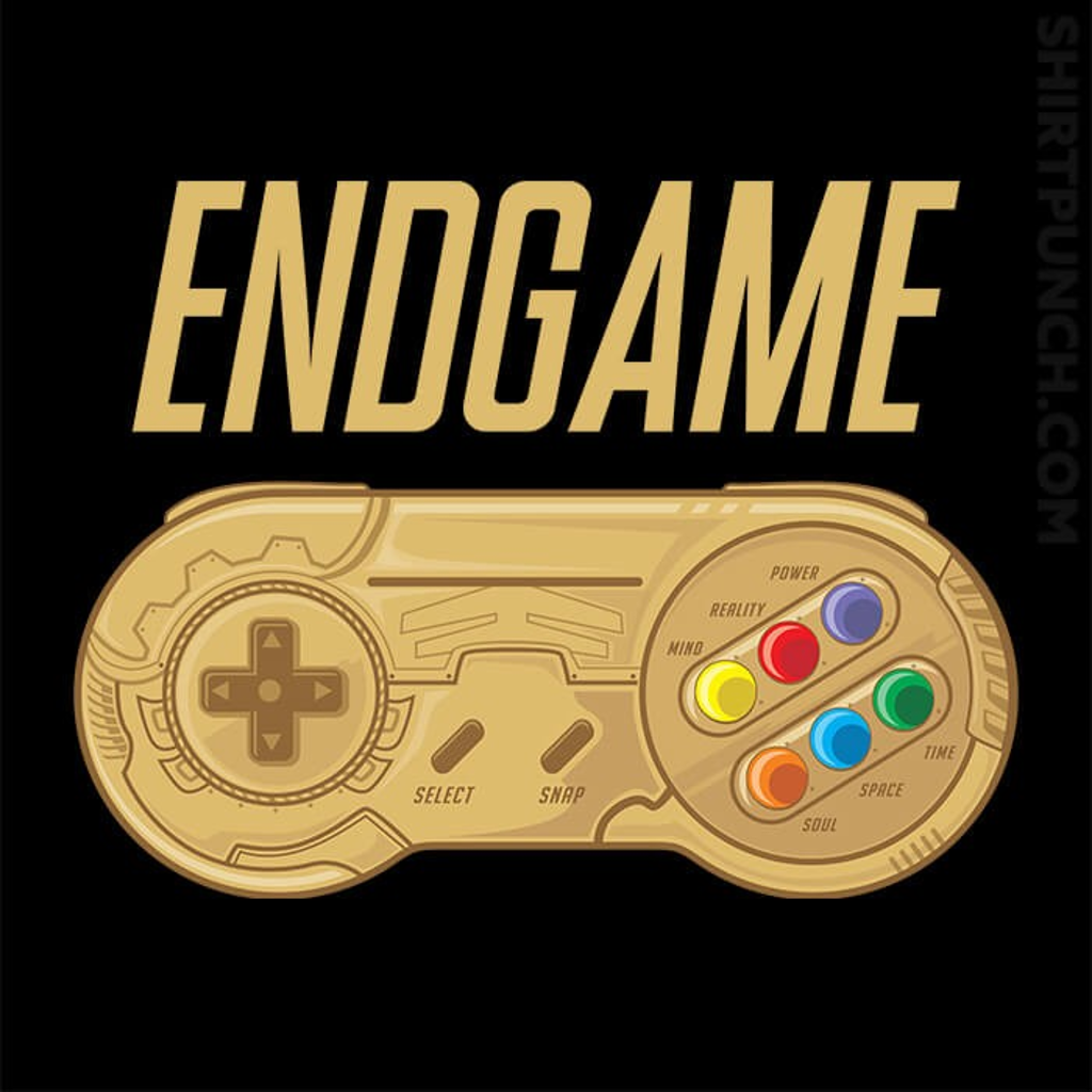 ShirtPunch: The Infinity Controller