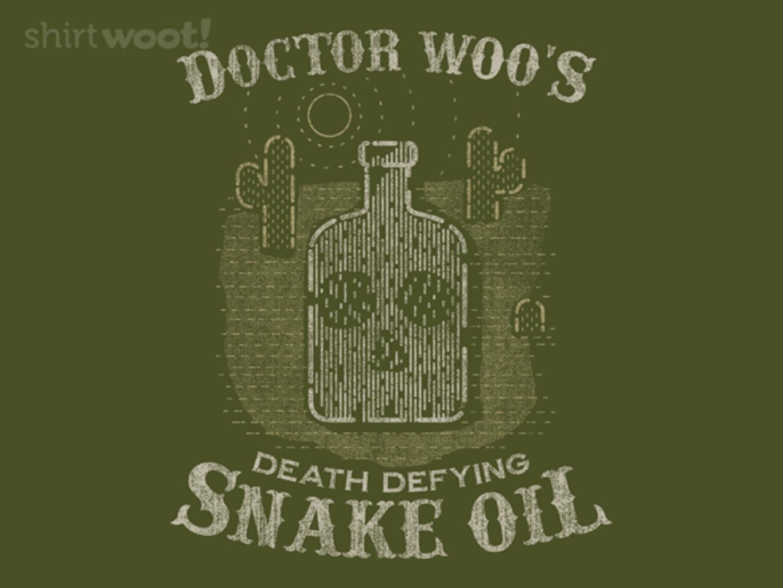 Woot!: Snake Oil Salesman