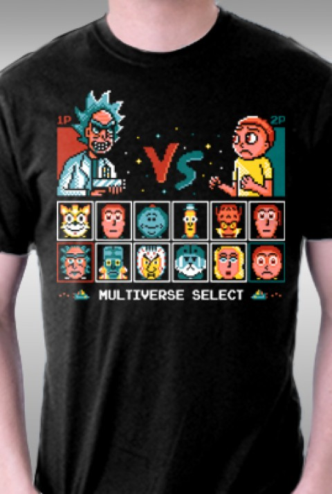 TeeFury: Multiverse Select
