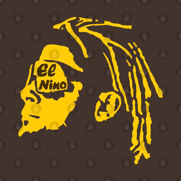 TeePublic: El Nino Tatis, San Diego Baseball