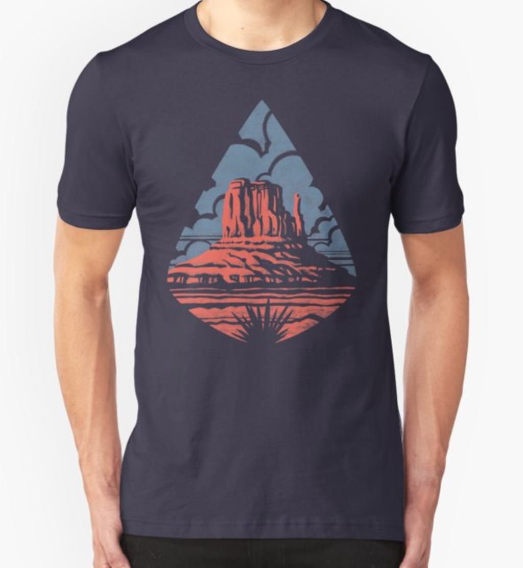 RedBubble: Monument Valley