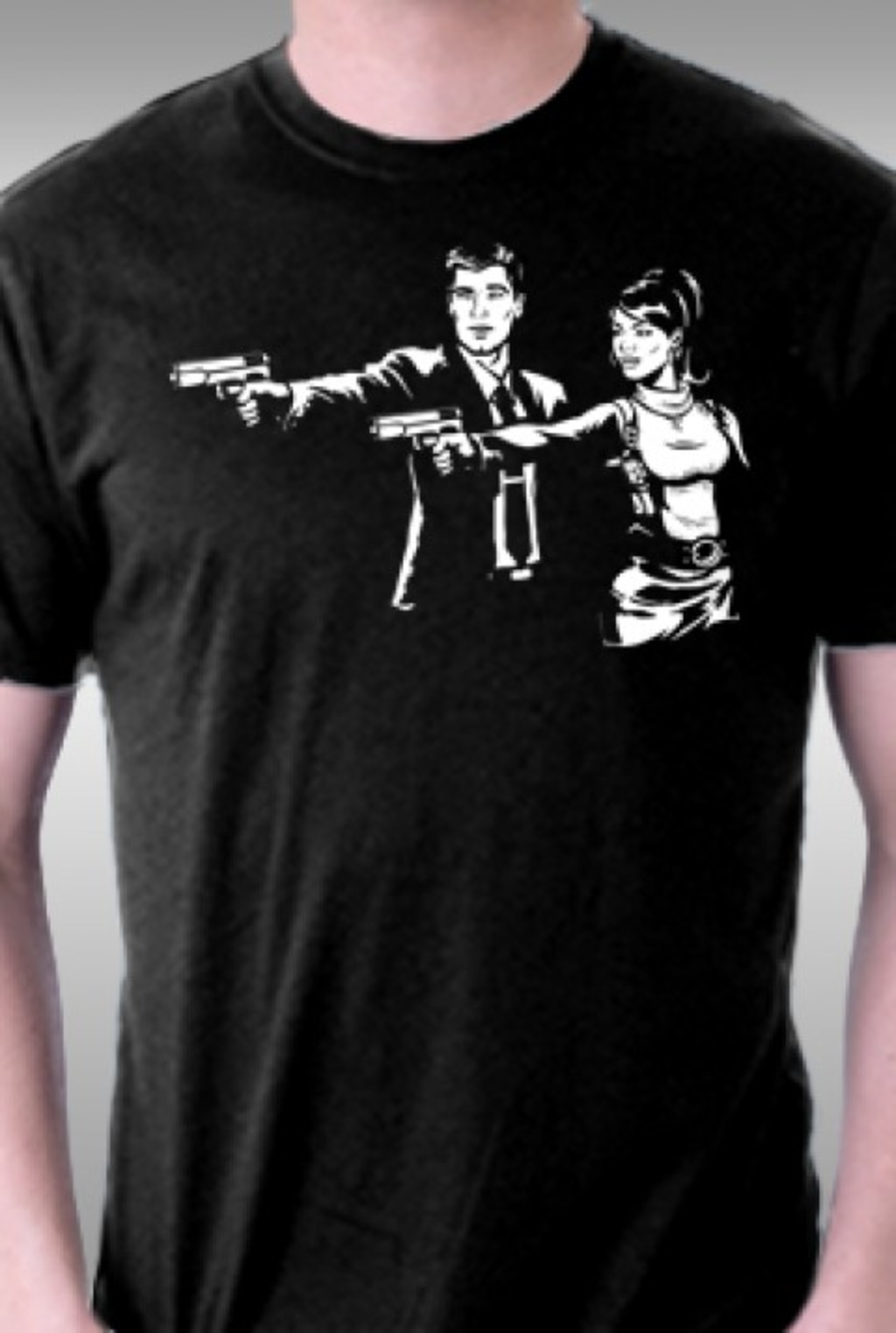 TeeFury: Spy Fiction