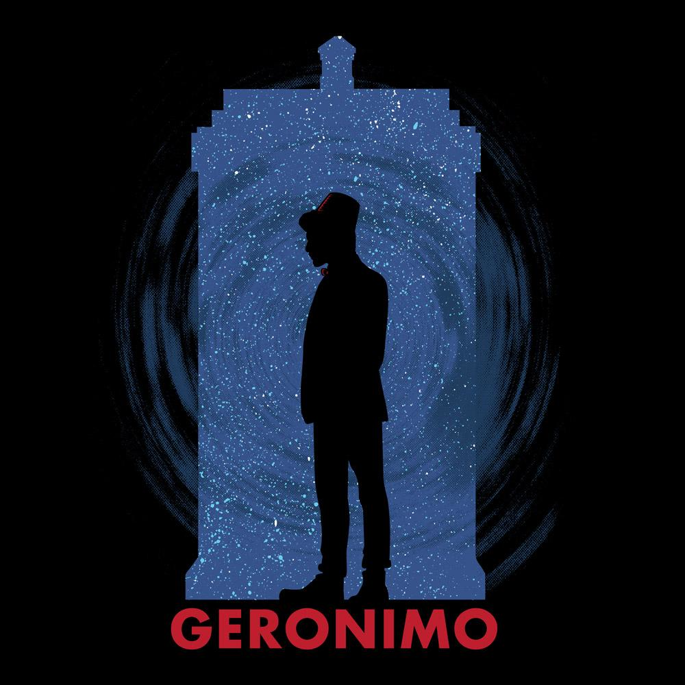 Blue Box Tees: Geronimo