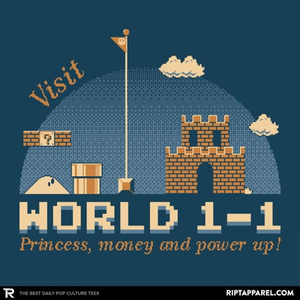 Ript: WORLD 1-1