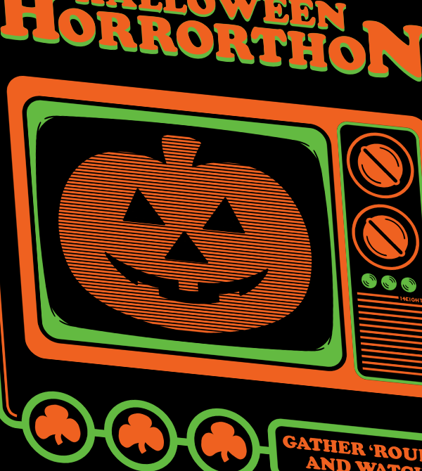 teeVillain: Horrorthon