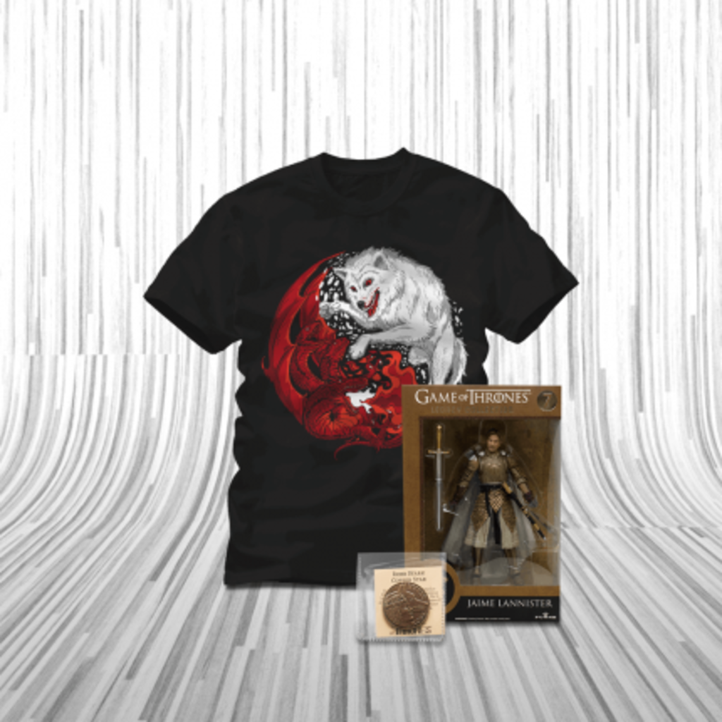ShirtPunch: White Walker Winter Has Come Bundle