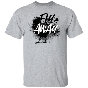 Pop-Up Tee: Fly Away