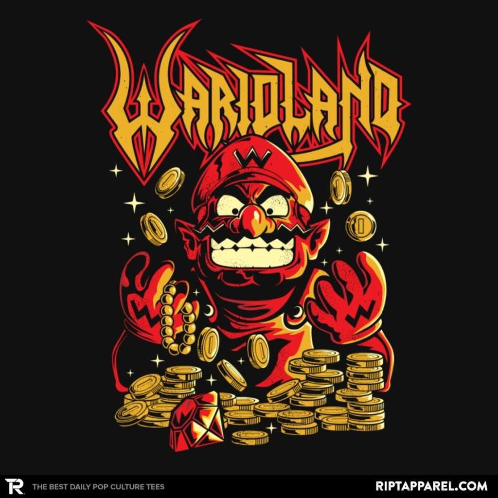 Ript: Warioland