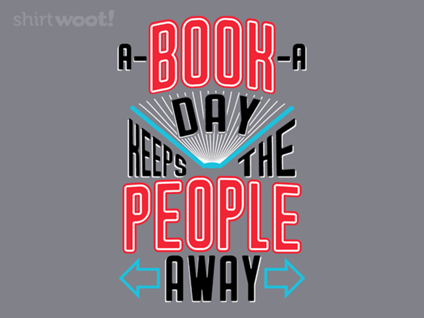 Woot!: A Book A Day