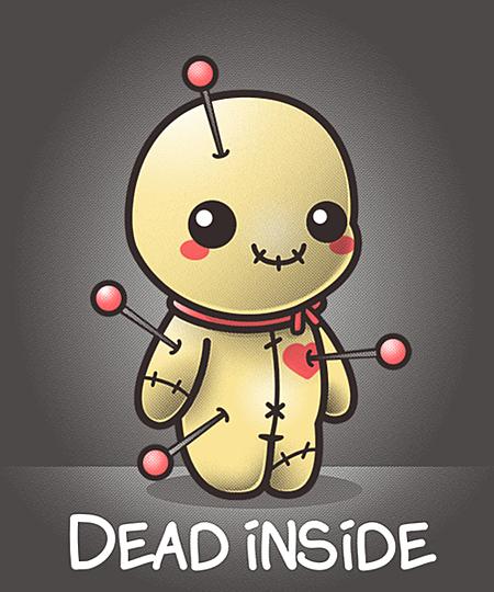Qwertee: Dead inside