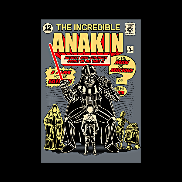 Unamee: The Incredible Anakin