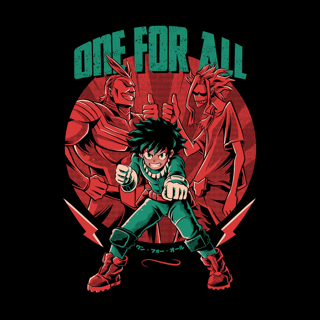 TeeTee: One for All