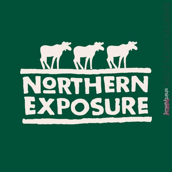 ShirtPunch: Northern Exposure DX
