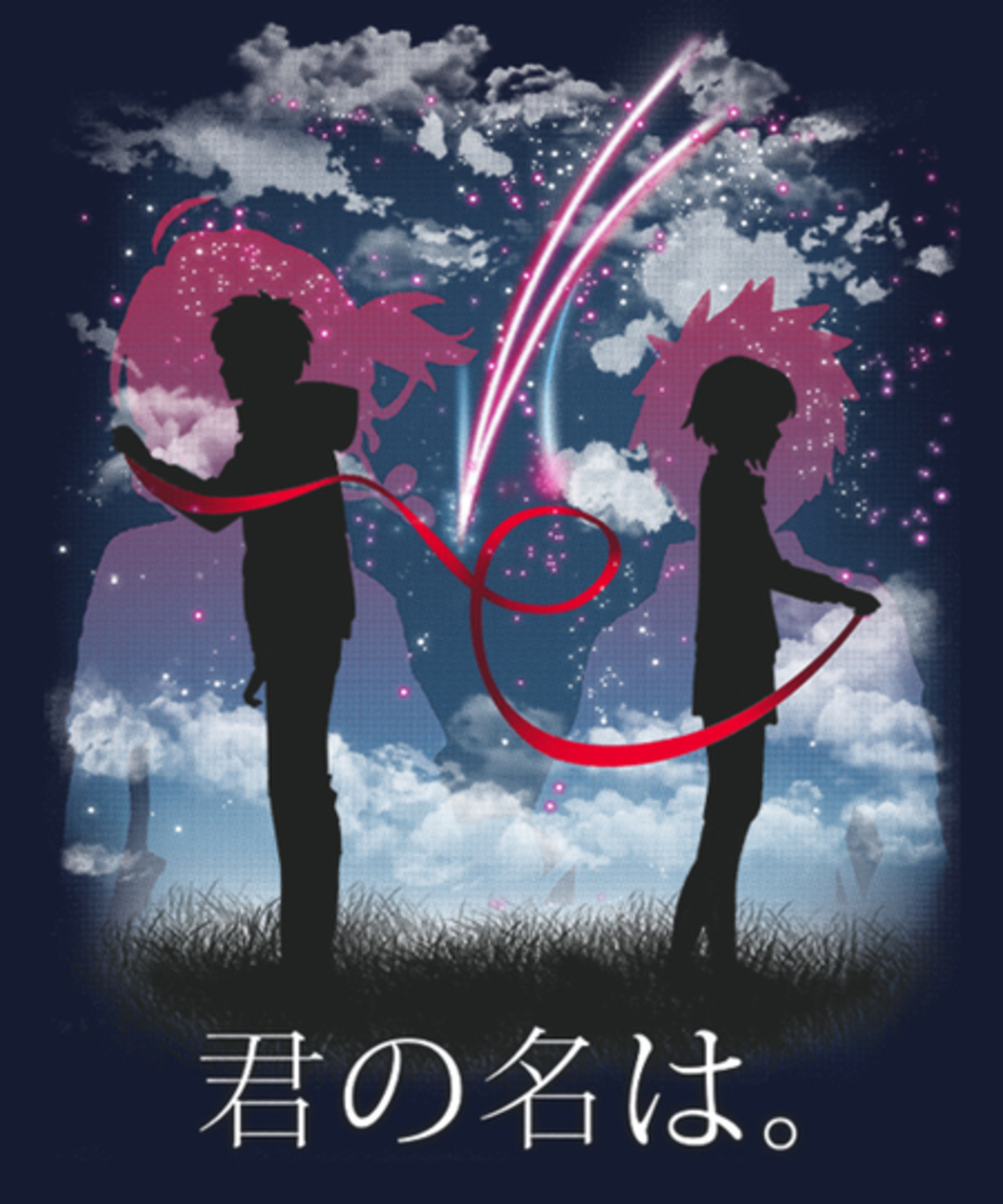 Qwertee: Your name