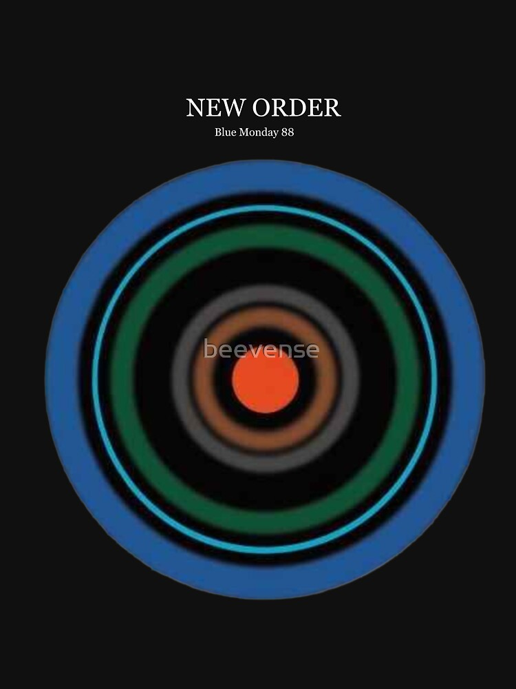 RedBubble: new order - blue monday