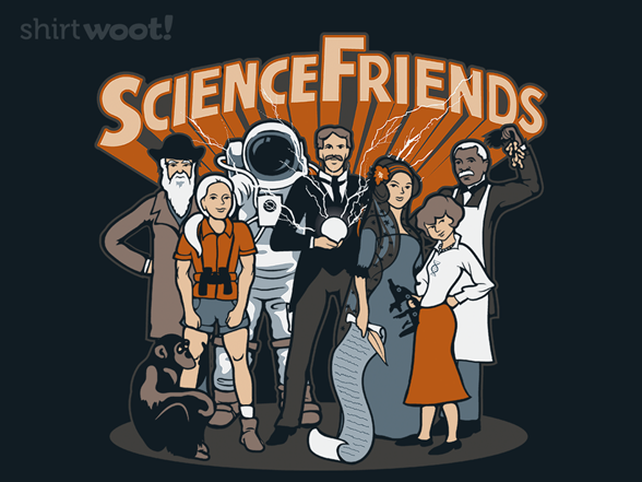 Woot!: Science Friends