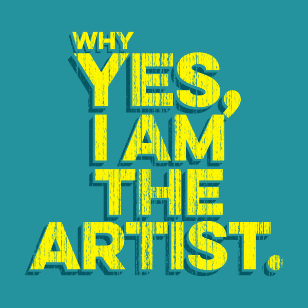NeatoShop: Yes I am the Artist