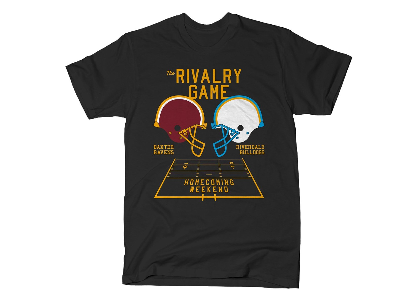 SnorgTees: The Rivalry Game
