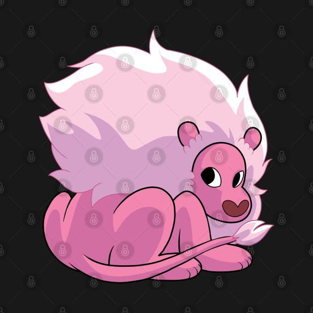 TeePublic: Lion - Steven Universe