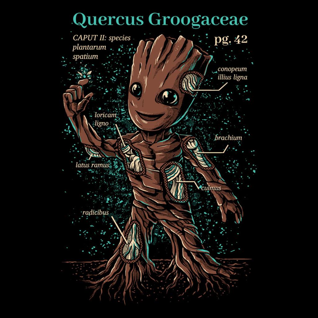 Pampling: Baby Groot
